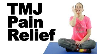 TMJ Pain Relief with Simple Exercises & Stretches - Ask Doctor Jo