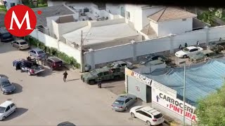 Suspenden clases en Culiacán tras balaceras