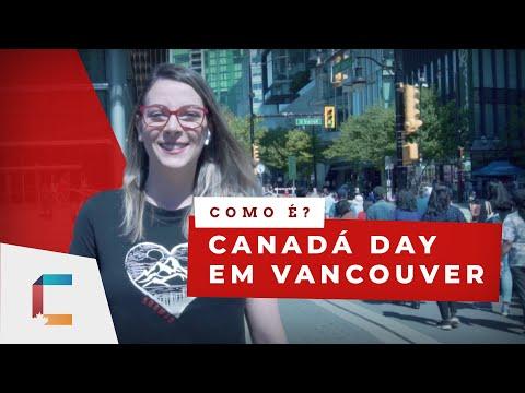 CANADÁ DAY em VANCOUVER!