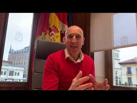 José Antonio Diez anuncia el cambio en la Ley de Régimen Local