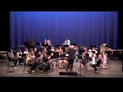 I Sit Alone in Martin's Church   BSU Wind Ensemble