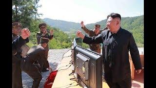 《今日點擊》 美國表示 隨時與朝鮮金正恩 開戰(2017/07/06)