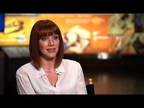 'Jurassic World' Interview