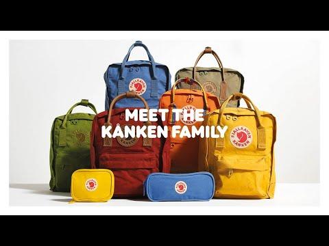 Meet The Kånken Family| Kånken | Fjällräven