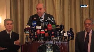 اياد علاوي يحذر من اتحاد القاعدة وداعش لإنتاج تنظيم إرهابي جديد