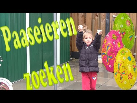 Vlog 171: Paaseieren