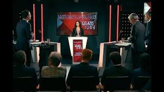 Le Grand Jury de François-Xavier Bellamy et Manon Aubry