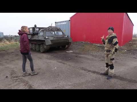 Экскурсия по посёлку Озерновский и селу Запорожье