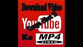 Ini Dia !! Cara Mudah Mendownload Video Youtube Ke Mp3 Tanpa Ribet Gak Pake Lama