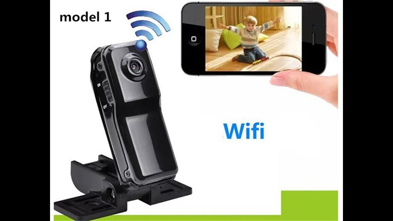 wi-fi камера из смартфона