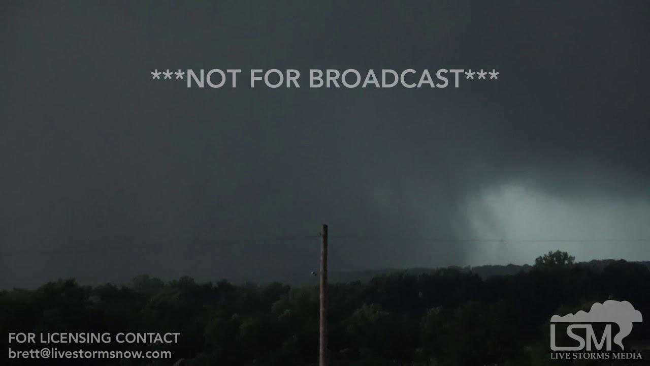 Tornado in lawrence kansas