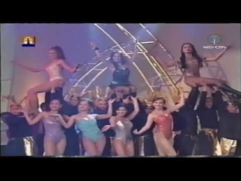 MTB ABSCBN 2002  Britney dance w Melisa, Cherry Lou, April, Gem, Angela, Michelle & Regine