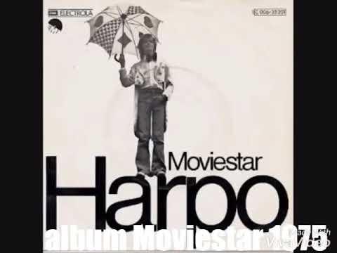 Harpo - Movie Star 1975 Lyrics