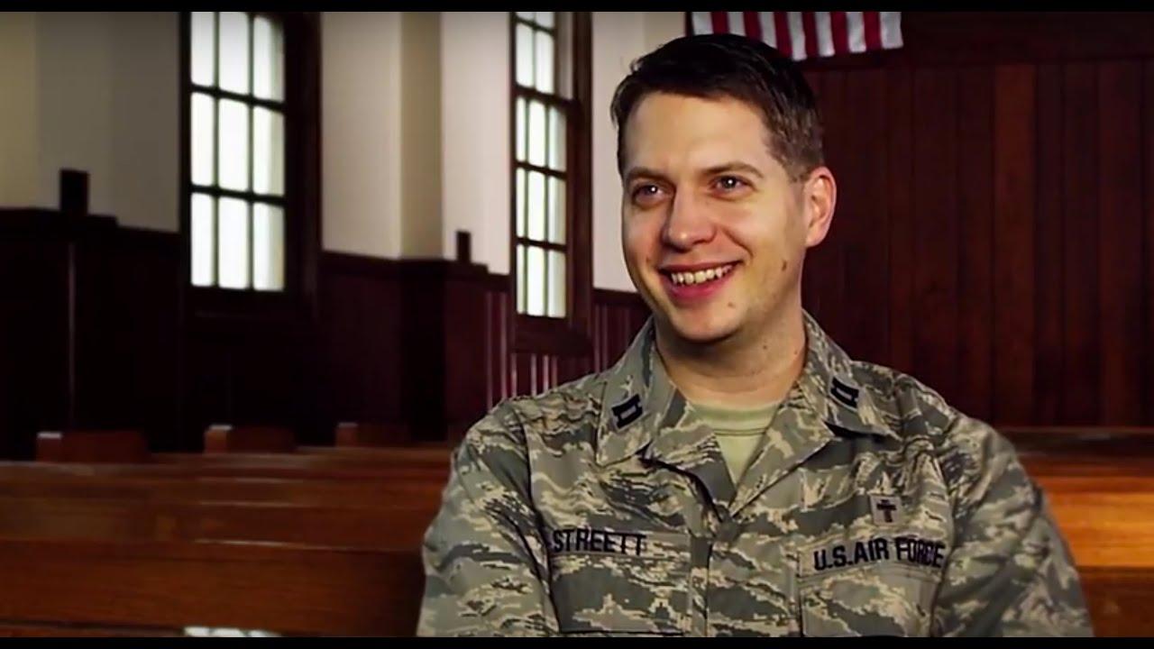 U S  Air Force - Chaplain