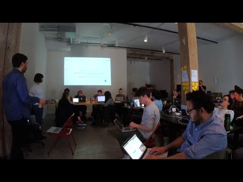 EYEBEAM EXCHANGE Learning AI: Creating Emotional Data Sets and Deep Learning
