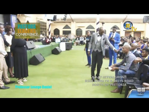 Download Training in The Matters of The Kingdom Live Service  - 24 November 2017