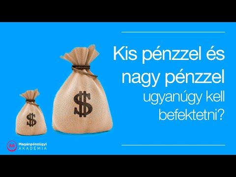 ahol pénzt lehet befektetni az internetre)