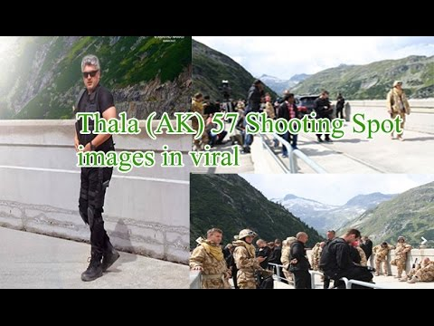 Thala (AK) 57 Shooting Spot Location Australia Viral Images On Trending On Webulagam