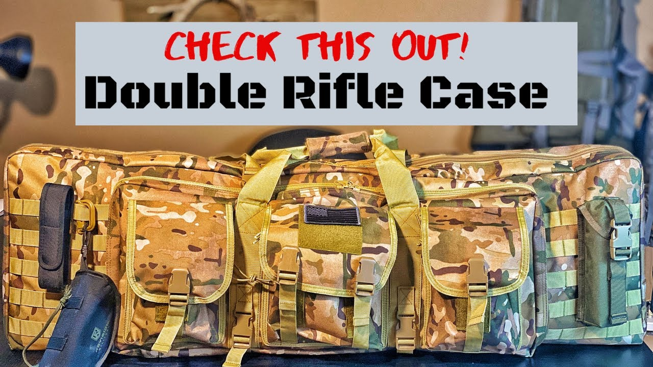 BEST SOFT RIFLE CASE FOR THE MONEY