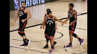 Raptors Force Game 7 After Wild 2OT Finish vs. Celtics