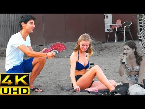 Prank! Blowing on hot girls (ORIGINAL) thumbnail