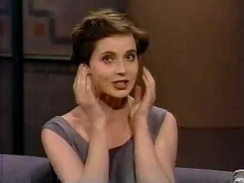 04 27 1989 Letterman Isabella Rossellini Stevie Ray Fromstein David haw