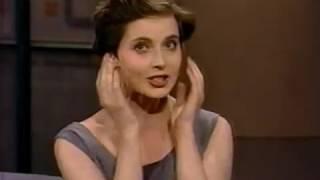 04 27 1989 Letterman Isabella Rossellini Stevie Ray Fromstein David Fanshaw