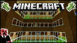 THE FULLY AUTOMATIC MINECRAFT SUGAR CANE FARM! | Let's Play Minecraft Survival | Episode 15