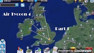 Air Tycoon 4 | Series 1 - Setting up JetBritain - Part 1