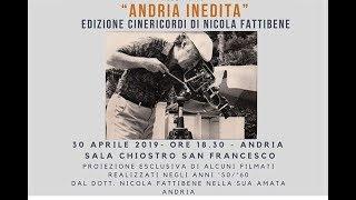 ANDRIA INEDITA