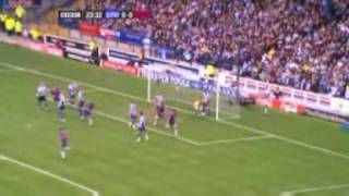 Sheffield Wednesday vs Crystal Palace 2nd May 2010