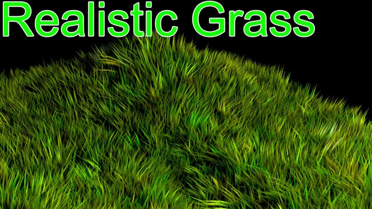 3d max как сделать траву 982