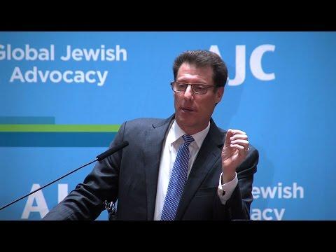 Daniel Gordis - Upheaval 2014 & Israel - AJC Metro NJ