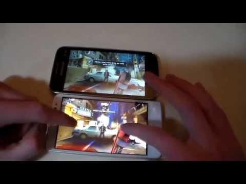 LG L60 vs Samsung Galaxy Star Advance (HD)