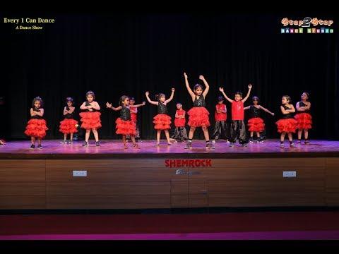 First Class   Kids Dance Performance   Kalank   Step2Step Dance Studio