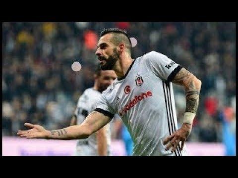 Alvaro Negredo - El Matador Osmanlıspor maçı gol sevinci