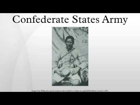 Confederate States Army