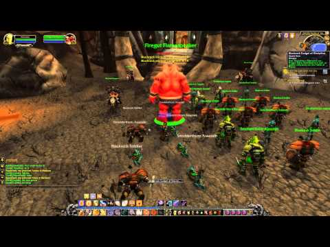 Quest 504: I Am the Law and I Am the Lash (WoW, human, paladin)
