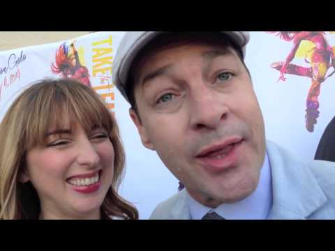 Fun interview with French Stewart
