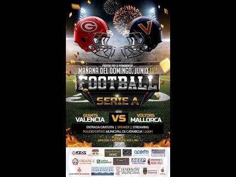 LNFA - Valencia Giants - Mallorca Voltors