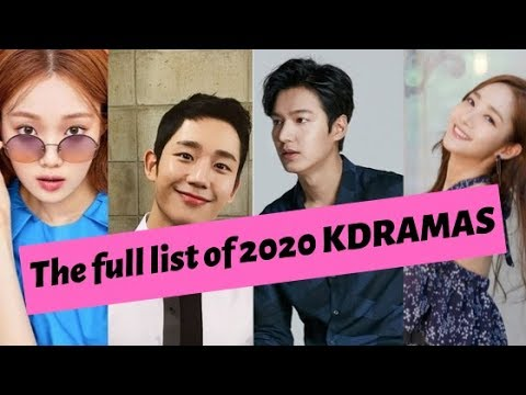 Kdrama 2020 List.Upcoming 2020 Kdramas You Need To Keep An Eye On Full List