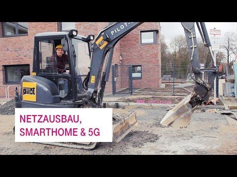 Social Media Post: Netzausbau, Smarthome und 5G - Netzgeschichten