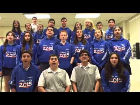 Armenian Genocide Centennial March for Justice - Chamlian Armenian School 0771