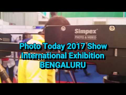 Photographer Exhibition in Bangalore  (2017) photo today