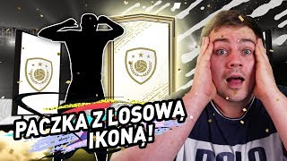 PACZKA Z LOSOWĄ IKONĄ! | FIFA 20 JUNAJTED