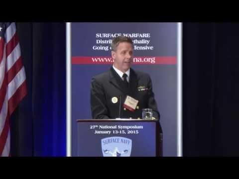 Surface Navy Association Symposium 2015 - Adm. Phillip Davidson