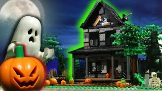 LEGO Haunted House (Halloween Special)