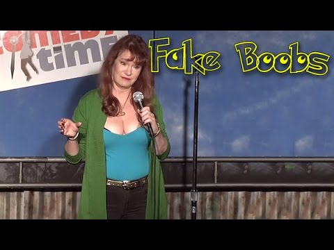 Stand Up Comedy by Miss Lora - Fake Boobs