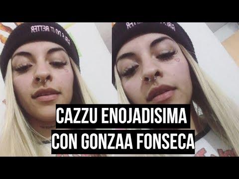 CAZZU RESPONDE A CRITICAS DE GONZA FONSECA !!