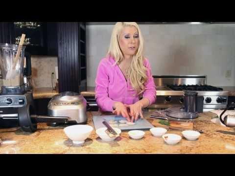 Raw Foods Recipe: Raw Ravioli